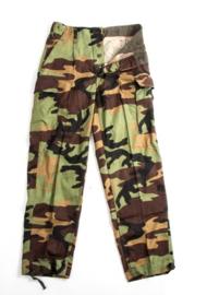 BW Truppenversuch camouflage broek - zeldzaam!