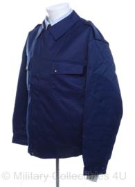 KLU luchtmacht jas - met voering - nieuw in verpakking - maat 52 - origineel