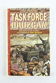 Task Force Uruzgan onder redactie van Noël van Bemmel - met voorwoord van Arnon Grunberg