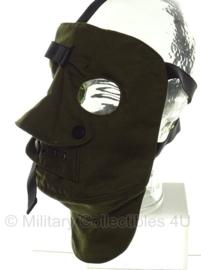 KL Koud weer en voertuig bemanning winter masker - groen - origineel