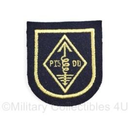 Koninklijke Marine arm embleem- 7 x 6 cm- origineel