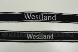 Westland cufftitle