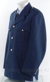 Gemeente Politie uniform jas blauw- maten 50 t/m 52 - origineel