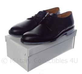 Tortora Leger DT uitgaansschoenen zwart - echt leder - ongebruikt in doos - maat 42 = 265 of 44 = 280 - origineel