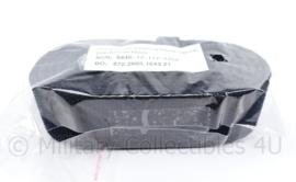 Koninklijke Marine Broekriem Riem broek Webbing blauw - 150 cm blackoxide finish broekriem - nieuw in de verpakking - origineel