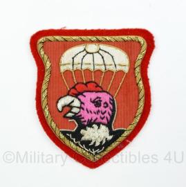 Onbekend parachutisten patch met condor - origineel