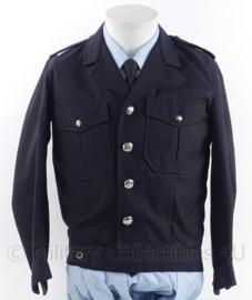 Gemeente Politie korte uniform jas - maat 46 - origineel