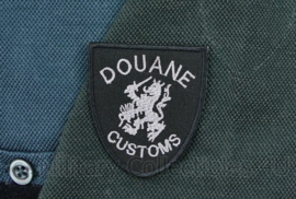 Douane Customs embleem