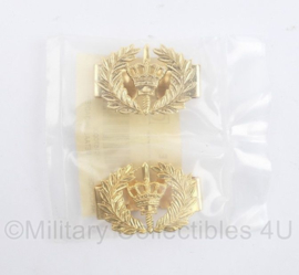 Politie rangonderscheidingsteken metaal Brigadier - nieuw in de verpakking - origineel