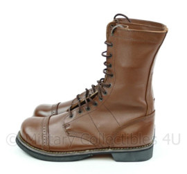 US jump boots / para boots - paraboots - airborne schoenen - WWII Paratrooper Jump Boots - replica wo2 - BROWN