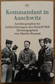 Boek Kommandant in Auschwitz Autobiographische Aufzeichnungen des Rudolf Höß