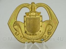 KL baret speld - Infanterie  - origineel