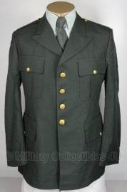 US Army Class A jacket - Dress jacket modern - donkergroen - meerdere maten - origineel