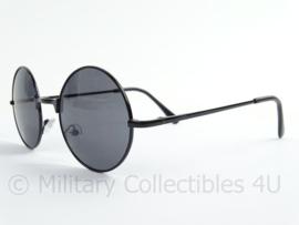 Antieke zonnebril met ronde glazen  (niet op sterkte) - nieuw gemaakt