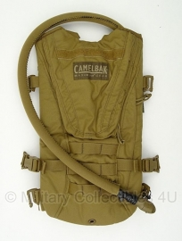 Camelbak waterrugzak COYOTE MOLLE -  gebruikt - Met Chem Bio Reservoir! - origineel Nederlands leger
