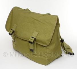 Musette bag M1936 - US Marine Corps USMC versie - met draagriem