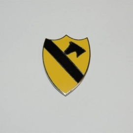 1st Cavalry Division speld