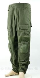 Invader Gear Predator Combat Pants - Ranger Green met extra bescherming op de knieën - Large - nieuw - origineel