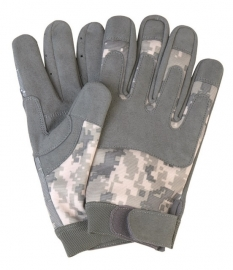 US Army Glove - ACU camo