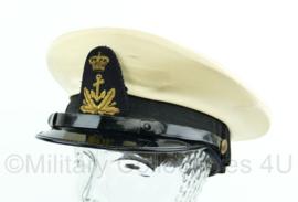 Platte pet Adelborst van de Koninklijke Marine - Maat 57- Origineel