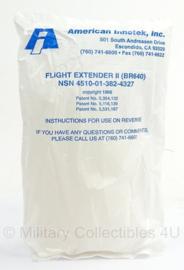 US Flight Extender II urinezak voor piloten - ongebruikt - origineel