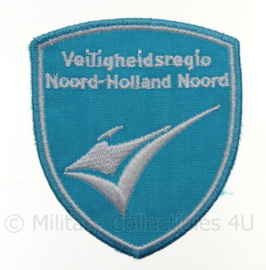 Embleem Veiligheidsregio Noord Holland Noord - 6 x 7 cm - Top ! replica