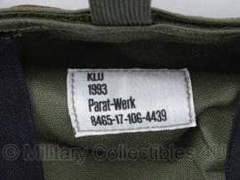 KLu Koninklijke Luchtmacht  rugzak groen 1993 - 25 liter - origineel