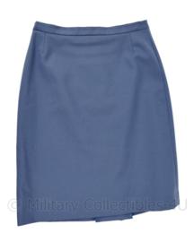 KLU Luchtmacht Dames rok blauw  - maat 42 - nieuw -  origineel