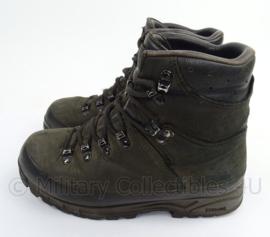 KL Landmacht Meindl M1 schoenen  - gebruikt - maat 255B = 40B - origineel