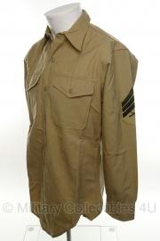 USMC Khaki Shirt - Sergeant - meerdere maten - origineel