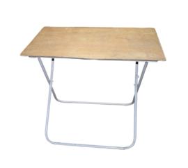 NVA tafel uitklapbaar - gebruikt - origineel jaren 60