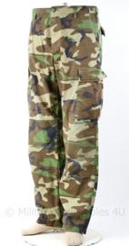 Korps Mariniers Jungle Woodland broek - large- regular - licht gedragen - origineel