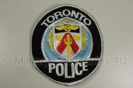 Toronto Police patch - origineel