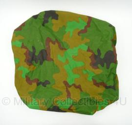 KL Nederlandse leger rugzak overtrek voor max 80 liter rugzakken - jungle camo - zeldzaam - origineel