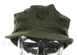 USMC pet - groen - maat 57 - origineel