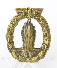 Duitse WO II Minensuch medaille Kriegsmarine - replica topkwaliteit!