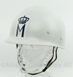 Kmar Marechaussee proefmodel helm - origineel