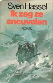 """Boek """"Ik zag ze sneuvelen, Sven Hassel"""