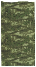 Multifunctionele Camo sjaal (of balaclava, hoofd band etc) - FG Forest Green camo