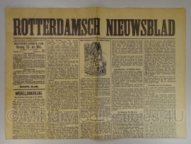 Rotterdamsch Nieuwsblad  - 23 juli 1918