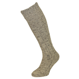 Franse MAKALU sokken 80% angorawol - 70 cm. lang - maat 35 tm. 37 - nieuw, maar origineel