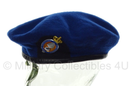 KMAR Marechaussee baret manschappen - maat 57 - huidig model - volledig origineel