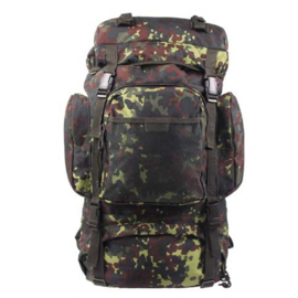 Tactical backpack 55 liter - Flecktarn
