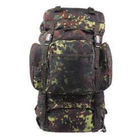 Tactical backpack 55 liter - Flecktarn