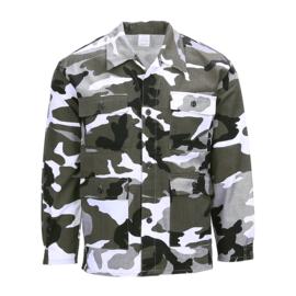 KINDER Urban camo uniform jasje - nieuw gemaakt
