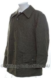 Zweedse wollen uniform jas  met RECHTE zakken - meerdere maten - WO1 Duits model - origineel