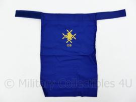 Defensie halsdoek 108e Regiment verbindingsdienst -  origineel