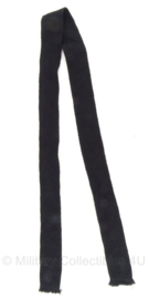 Antieke stropdas -  zwart - 120 cm - origineel