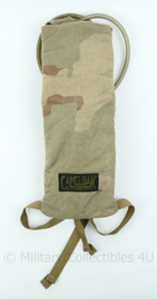 Nederlands leger Camelbak waterrugzak desert camo - 42x15x2 cm - Origineel