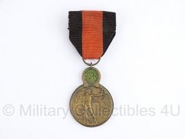 Belgische ereteken ijzere medaille Ysermedaille - Origineel